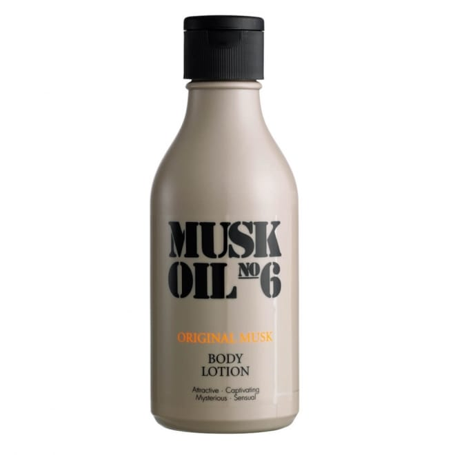 Musk Oil No.6 Body Lotion