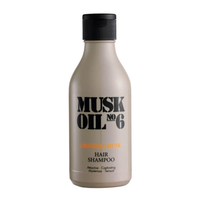 Musk Oil No.6 Hair Shampoo