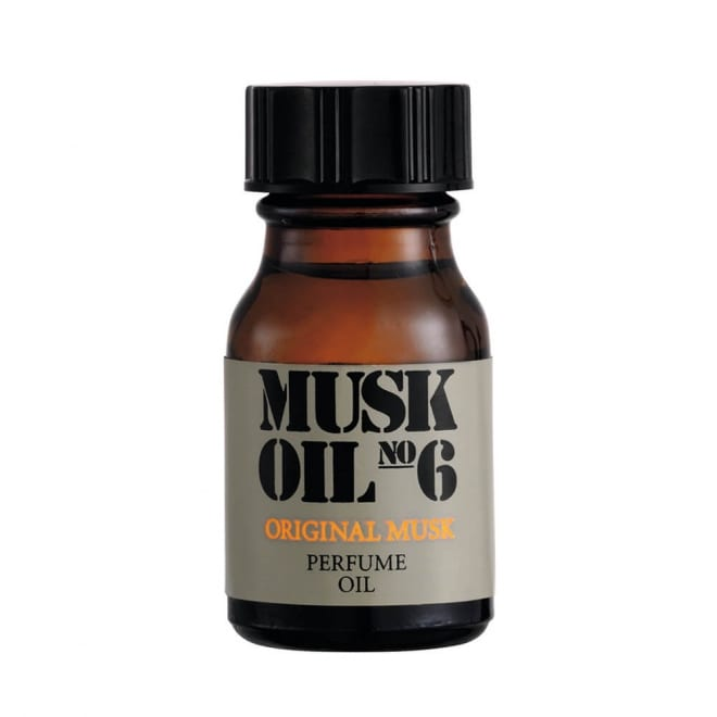 Musk Oil No.6 Perfume Oil, 10 ml
