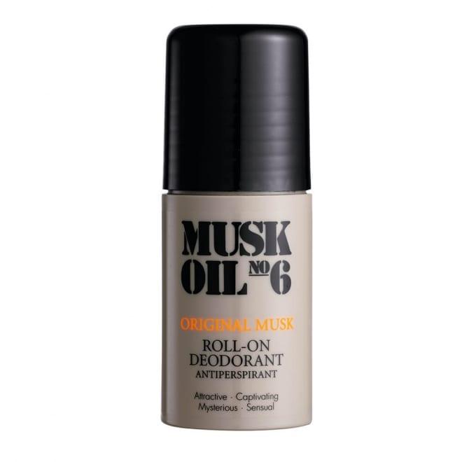 Musk Oil No.6 Roll-on Deodorant Antiperspirant 75 ml