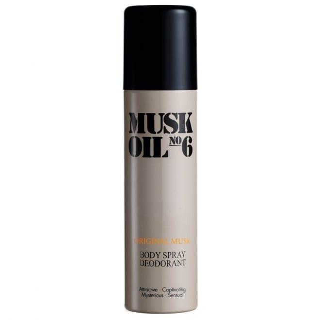 Musk Oil No6 Deodorantspray 150 ml