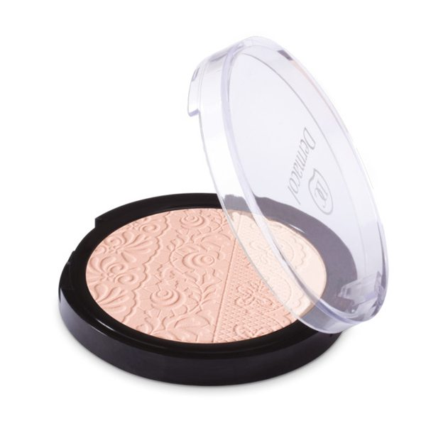 Dermacol Compact powder with lace relief