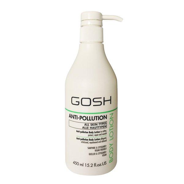 GOSH BODY LOTION 450 ML – ANTI POLLUTION